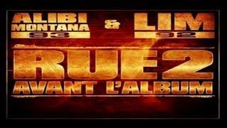Alibi Montana - Enregistrement au studio avec LIM et Lâam