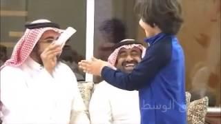getlinkyoutube.com-زياد بن نحيت يلاعب عياله لعبت الفلوس الي يفوز يشيل خمس ميه كفو