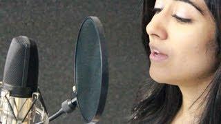 getlinkyoutube.com-Tujhko Jo Paaya (Candlelight Cover) - Aakash Gandhi (feat Jonita Gandhi)