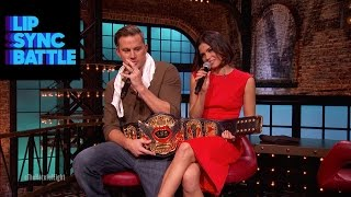 Channing Tatum & Jenna Dewan-Tatum's Winning Moment | Lip Sync Battle