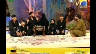 getlinkyoutube.com-Pehchan Ramzan - Iftar Transmission - part 2 - 28th July 2012 - 8th Ramzan