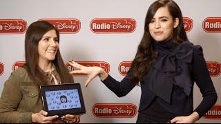 Sofia Carson Disney Villain Emoji Challenge | Radio Disney