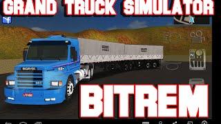 getlinkyoutube.com-Grand Truck Simulator - BiTrem Tentativas de Quebra De Asa