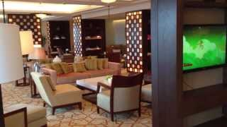 getlinkyoutube.com-The Ritz-Carlton Dubai club lounge