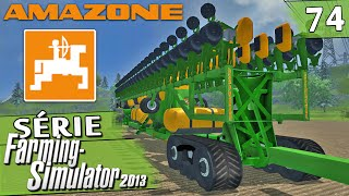 getlinkyoutube.com-Farming Simulator 2013 - Mega Plantadeira