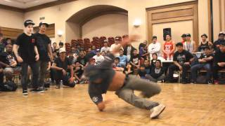 getlinkyoutube.com-Domkey vs HI-Jack - Exhibition Battle - Level up 4