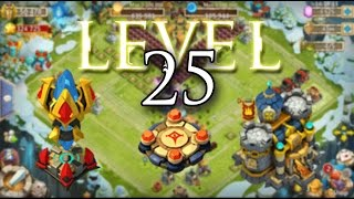 getlinkyoutube.com-Castle Clash: Level 25 Buildings Podcast!