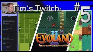 getlinkyoutube.com-Tim's Twitch - Evoland 2: 5. It's A Smug, Smug, Smug, Smug World