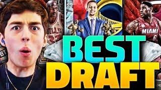 getlinkyoutube.com-DRAFTING THE BEST TEAM! NBA 2K16 EXTREME DRAFT