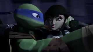 getlinkyoutube.com-AMV - Leo X Karai TMNT 2015
