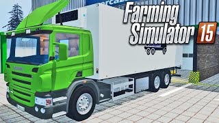 getlinkyoutube.com-Farming Simulator 2015 - Vendendo Frutas
