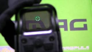 getlinkyoutube.com-【ホロサイト】Eotech552 Bタイプ&ブースター レビュー【AirSoft】