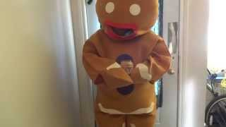 getlinkyoutube.com-Untold story of Gingy the Ginger bread man. Becareful it will have you in stiches