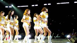 getlinkyoutube.com-SNSD 소녀시대- OH! SM Town 2010 Los Angeles Staples Center