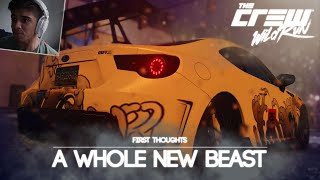 getlinkyoutube.com-The Crew Wild Run - A WHOLE NEW BEAST! (First Impressions) [60FPS] @TheCrewGame @Natchai_