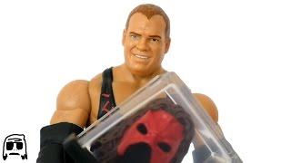 getlinkyoutube.com-WWE Kane Mattel Elite 47.5 Toy Unboxing & Review!!