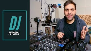 Full Beginner DJ Tutorial   Everything You Need To Play Your First GIG