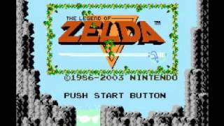 Legend of Zelda, The (NES) Music - Ending Theme