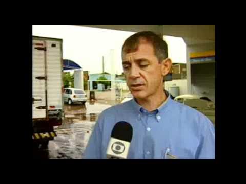 Roubos a postos de gasolina em Uberaba tem ligação
