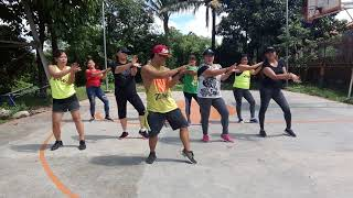 Baby Shark Remix Zumba dance By Paul Nunez