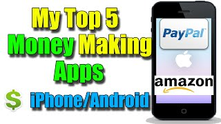 getlinkyoutube.com-Best Apps to Earn Money Using iPhone, iPad, and Android - Feature Points, AppDown