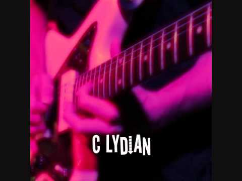 C Lydian Mode Backing Track - Groovy!