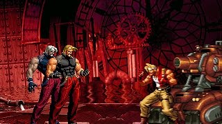 getlinkyoutube.com-[KOF] Rugal Bernstein, Omega Rugal vs Metal Slug Team