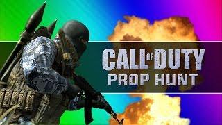 getlinkyoutube.com-Call of Duty 4: Prop Hunt Funny Moments - Death Scream, Ta-Dah, Shopping Carts! (CoD4 Mod)