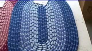 getlinkyoutube.com-Oval Braided Rugs