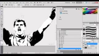 getlinkyoutube.com-Tutorial Membuat Efek Siluet Pada Adobe PhotoShop