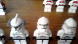 Przegląd ludzików Lego star wars