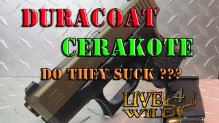 getlinkyoutube.com-DURACOAT - CERAKOTE does it suck???