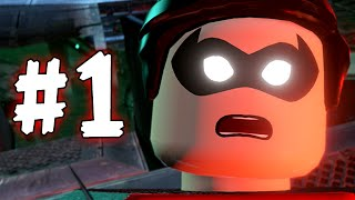 getlinkyoutube.com-LEGO BATMAN 3 - BEYOND GOTHAM - PART 1 - WE ARE BACK! (HD)