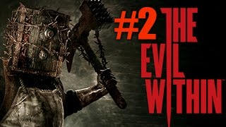 getlinkyoutube.com-THIS GAME IS FREAKY! - The Evil Within - Part 2