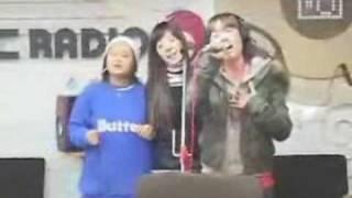 getlinkyoutube.com-Jessica - Because I'm a girl (KISS) @ Shimshimtapa Feb01.2008 GIRLS' GENERATION Live