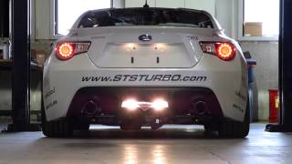 getlinkyoutube.com-STS Turbo Subaru BRZ / Scion FRS