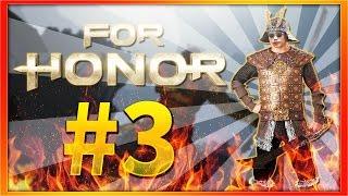 getlinkyoutube.com-【フォーオナー】 For honor ストーリー 最高難易度 #3 難易度リアル