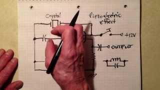 getlinkyoutube.com-Crystal Oscillator Circuit