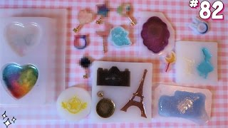 getlinkyoutube.com-Scopriamo le creazioni in resina + resina Uv #82