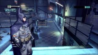 [Batman Arkham City - Mr. Freeze Boss Fight]