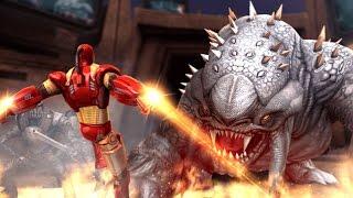 getlinkyoutube.com-Marvel: Future Fight - Alliance Battle