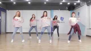 getlinkyoutube.com-CLC (씨엘씨) - Pepe Dance Practice Ver. (Mirrored)