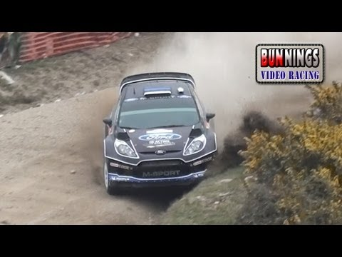 [HD] WRC Fafe World Rally Sprint 2012 - BUN