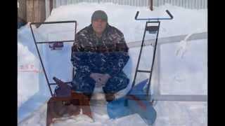 getlinkyoutube.com-Електро снегоочиститель.