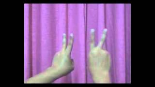 BrainGym-Hand exercises