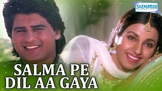getlinkyoutube.com-Salma Pe Dil Aa Gaya {1997} {HD} - Ayub Khan - Milind Gunaji - Superhit Romantic Movie
