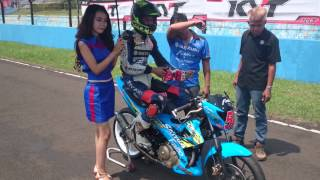 getlinkyoutube.com-Starting Grid IRS 2014 Seri 4 Sport 150 - IndoSpeed Race Series Sentul