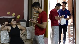 Delivery Boy Prank | by Vinay Thakur width=