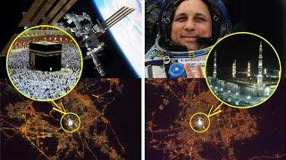 getlinkyoutube.com-رائد فضاء ينشر صورا رائعة لمكة والمسجد النبوي من الفضاء
