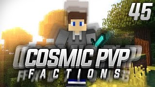 """1 HOUR LONG PVP EPISODE WITH PRESTON!"" Minecraft Factions Cosmic Pvp Forgotten Planet #45 w/Friends"